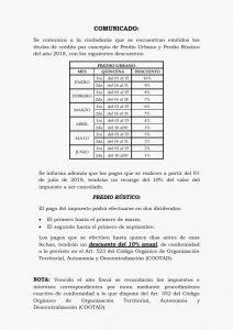 COMUNICADO EMISION PREDIOS_001